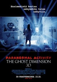 Paranormal Activity: The Ghost dimension 2D