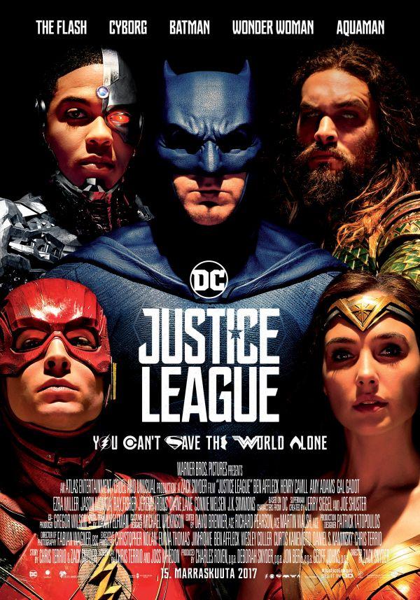 Justice League 2D