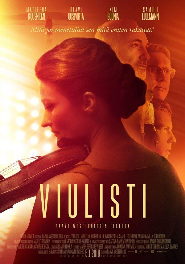 Senior bio: Viulisti