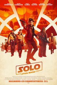 Solo: A Star Wars Story 2D