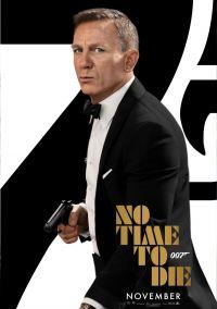007 No Time To Die (julkaistaan keväällä 2021)