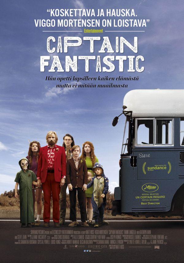 Captain fantastick