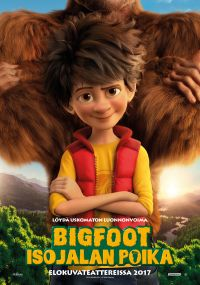 Bigfoot - Isojalan poika, puhumme suomea