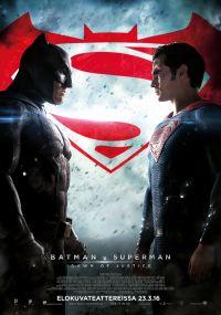 Batman v Superman: Dawn of Justice, 2D