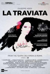Ooppera, La Traviata