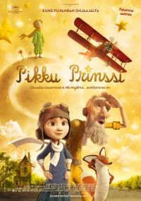Pikku prinssi 2D, puhumme suomea
