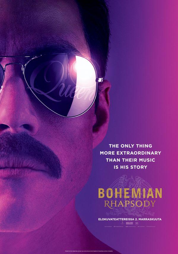 Ennakkonäytös, Bohemian Rhapsody