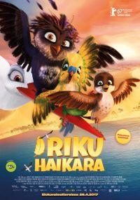 Riku Haikara 3D, puhumme suomea