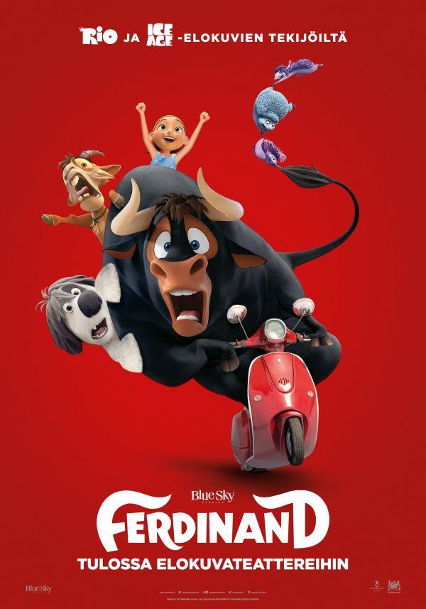 Ferdinand 3D, puhumme suomea
