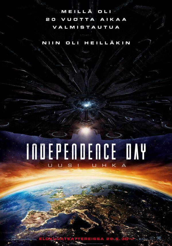 Independence day: Uusi uhka 3D