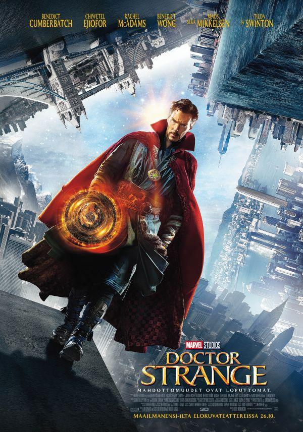 Doctor Strange 2D