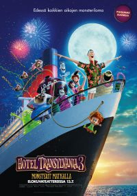 Hotel Transylvania 3: Monsterit matkalla 3D, puhumme suomea