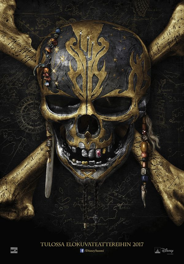 Pirates of the Caribbean: Salazar's Revenge, 3D