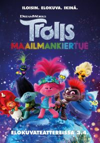 Trolls - maailmankiertue