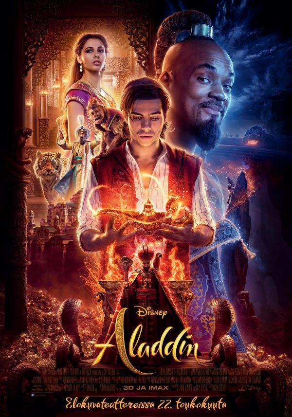 Aladdin - Alkuperäinen versio tekstityksellä
