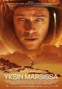 Yksin Marsissa 2D