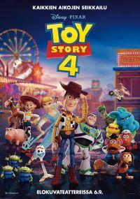 Toy Story 4 - Suomeksi puhuttu versio