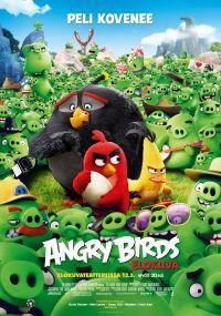 Angry Birds-elokuva 2D, puhumme suomea