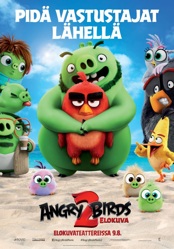 Angry Birds 2 - Alkuperäinen versio tekstityksellä