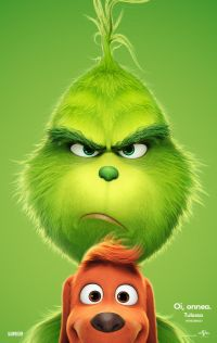 The Grinch, puhumme suomea