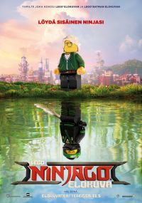 LEGO® Ninjago® Elokuva 3D, puhumme suomea