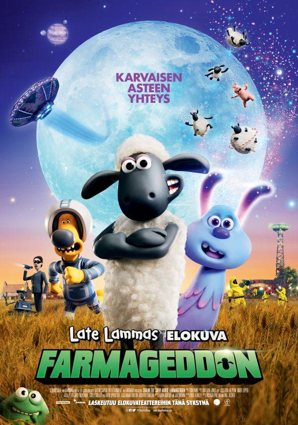 Late Lammas: Farmageddon