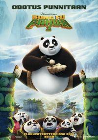 Kung fu panda 3, 2D puhumme suomea