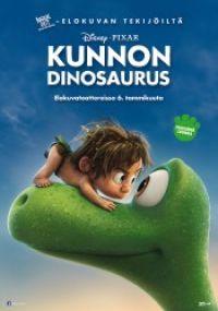 Kunnon dinosaurus 3D, puhumme suomea