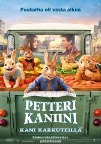Petteri Kaniin - kani karkuteillä