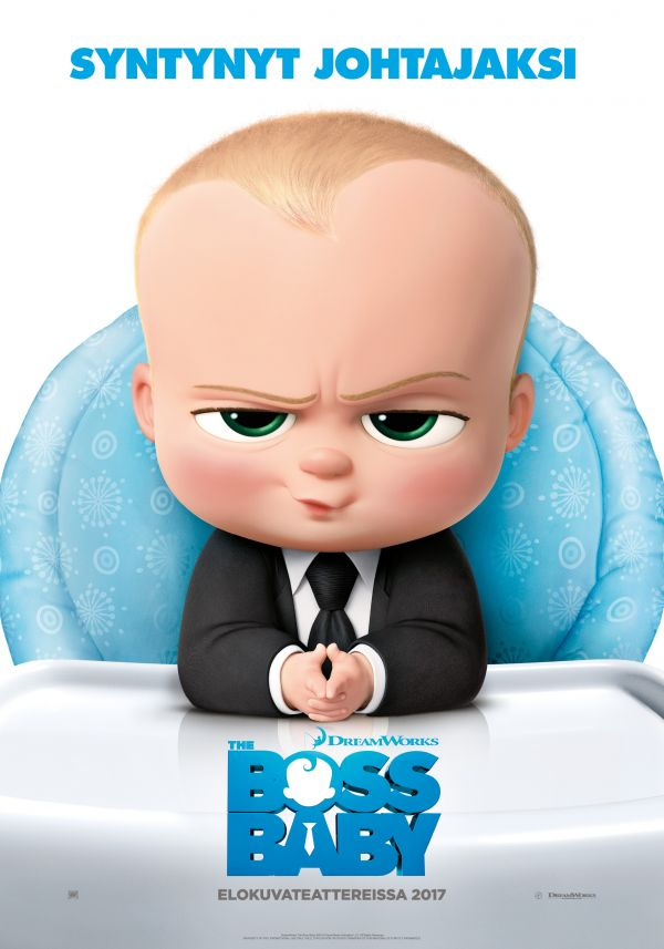 The Boss Baby, puhumme suomea, 3D