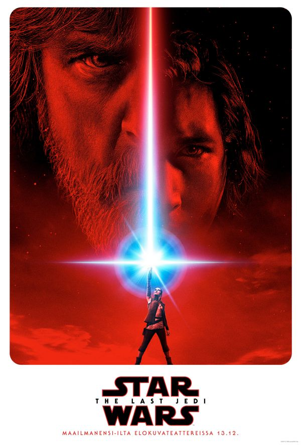 Star Wars: The Last Jedi 2D