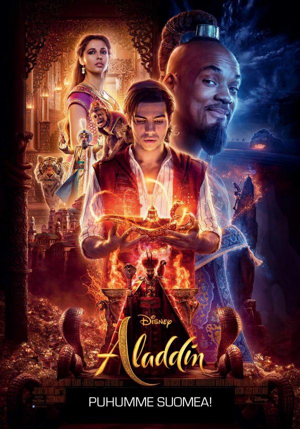 Aladdin - Suomeksi puhuttu versio