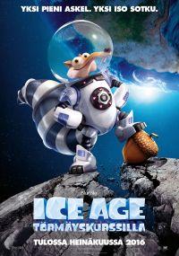 Ice age: törmäyskurssilla 2D, puhumme suomea