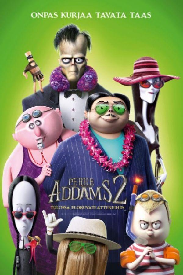 Perhe Addams 2