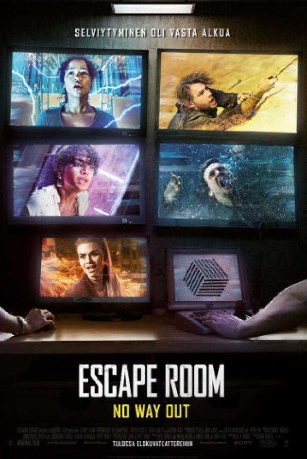 Escape Room: No way out